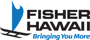 Fisher Hawaii logo